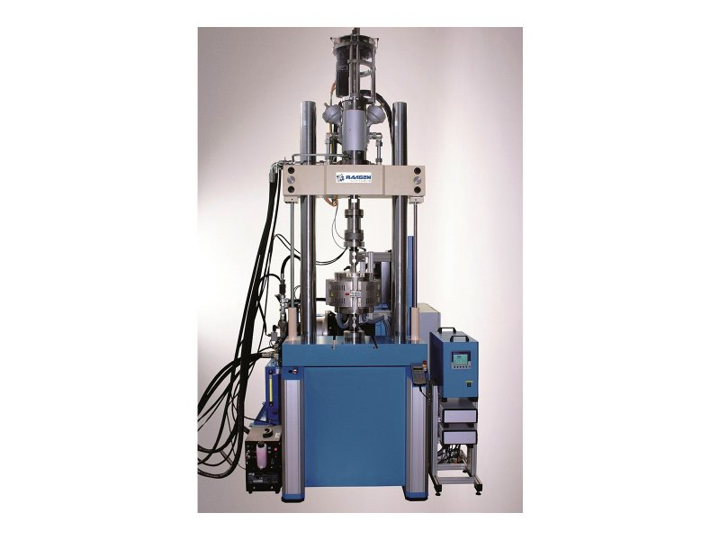 Hydraulic Creep and Rupture Testing Machine